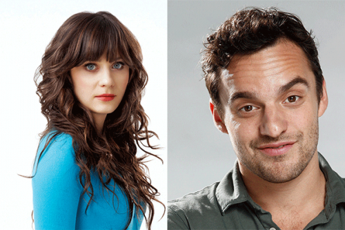Jess e Nick (New Girl)