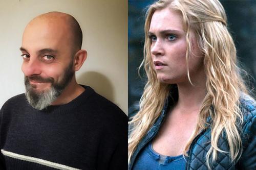 Io e Clarke (The 100's)
