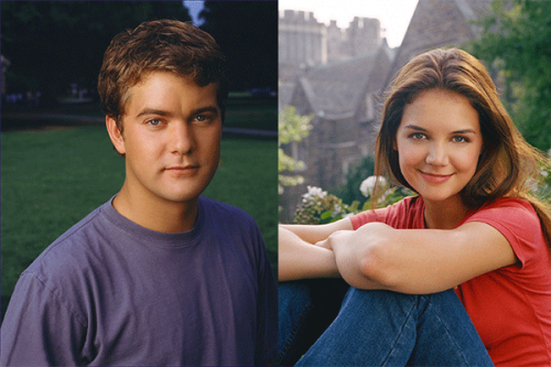 Pacey e Joey (Dawson's Creek)